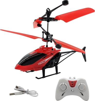 New 2 in 1 Remote Control And Sensor Helicopter With USB_RC