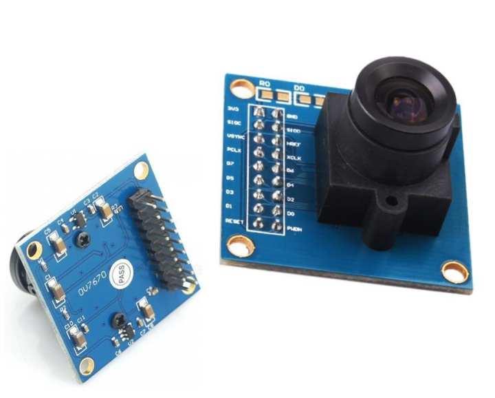 Arduino Camera OV7670 640×480 VGA CMOS Camera Image Sensor Module