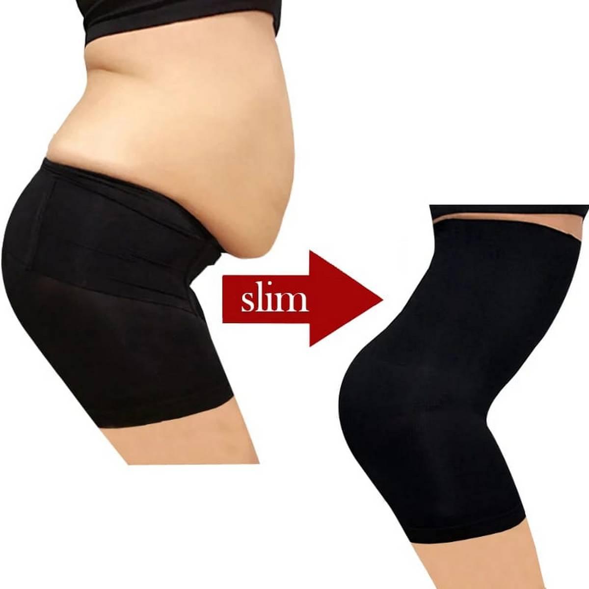 high waist belly underwear postpartum Shapers repair stomach slimming hips underwear / ladies body