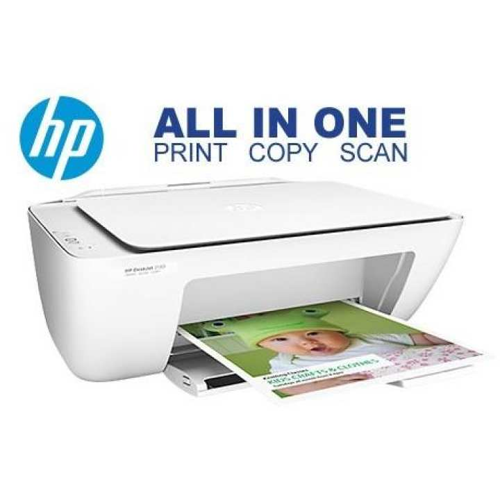 Deskjet - 2130 - All-In-One Printer - White