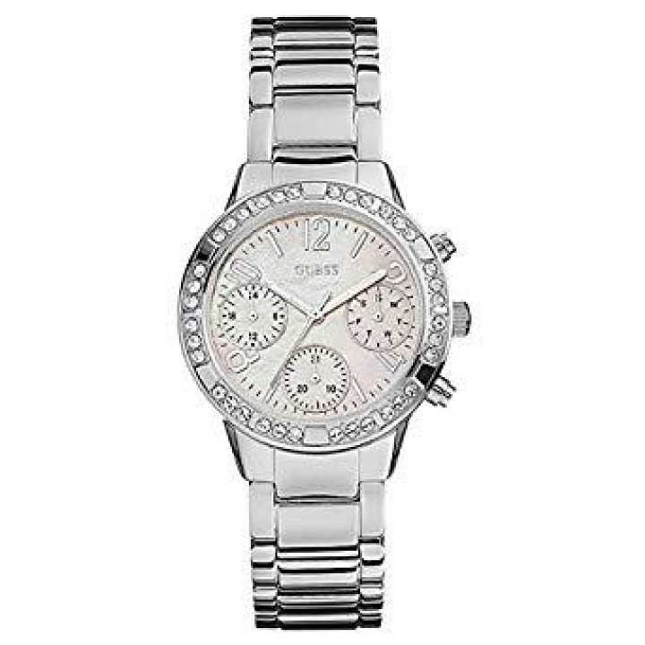 Guess LADIES MINI GLAM HYPE CHRONOGRAPH WATCH W0546L1
