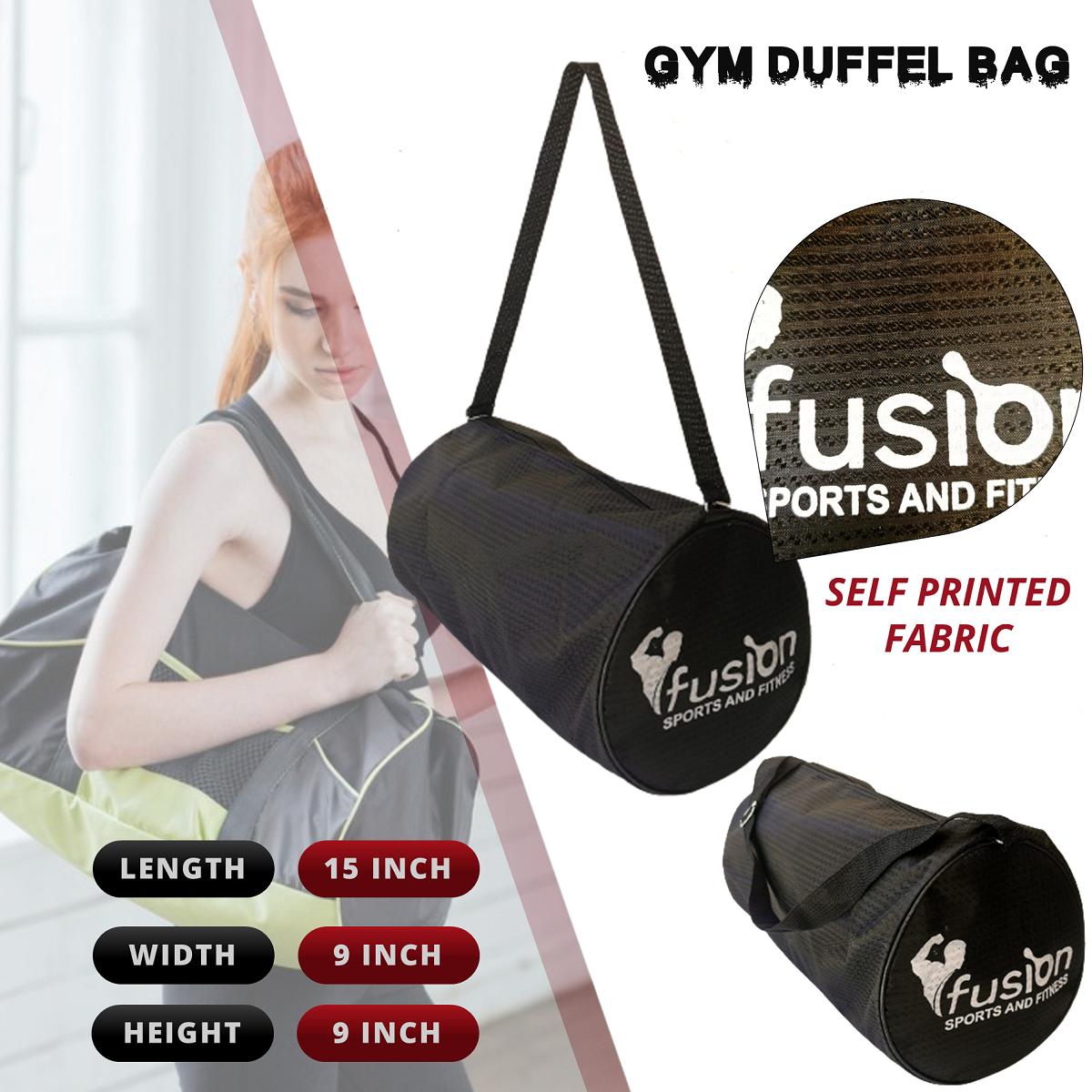 Gym Duffel Bag Sports Shoulder Bag Duffle Gym Training and Travel Bag