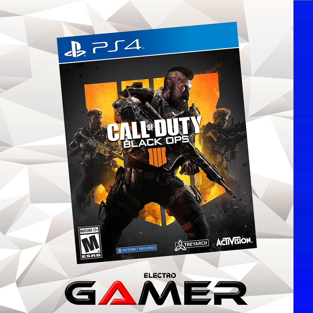 Ps4 Call Of Duty Black Ops 4 Standard Edition Ps4 Games Playstation 4 Games Buy Online At Best Prices In Pakistan Daraz Pk