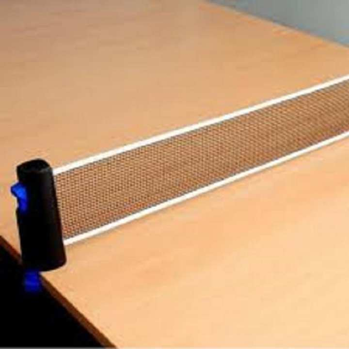 Table Tennis Net and Post Adjustable