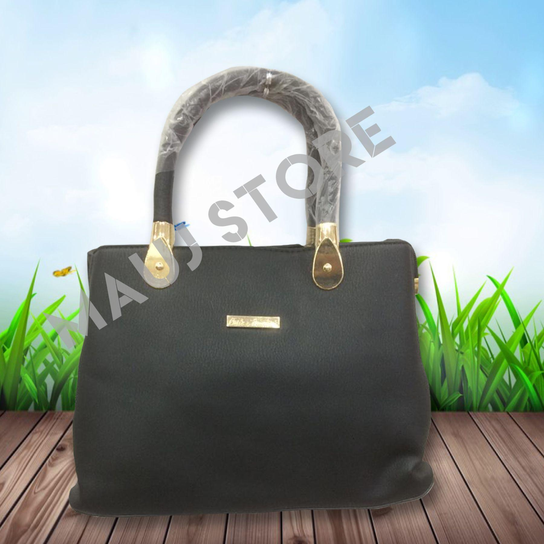3fa6ca3cc98b52 Classical Top Selling Official Women Tote Bag Hand bag Trend Ladies Rivet  With High Quality Casual