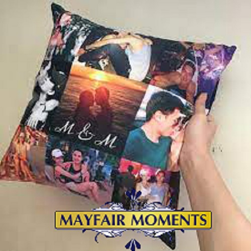 Customized Pillow and Cushion with Your Picture with filling