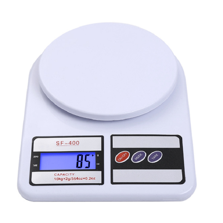 Electronic Digital Kitchen Scale 10 KG Weight Machine Digital Weighing Scale Machine Digital Mini Scale Weight Machine Portable Scale Table Jewelry Food Vegetable Fruit liquid Scale Weight Machine