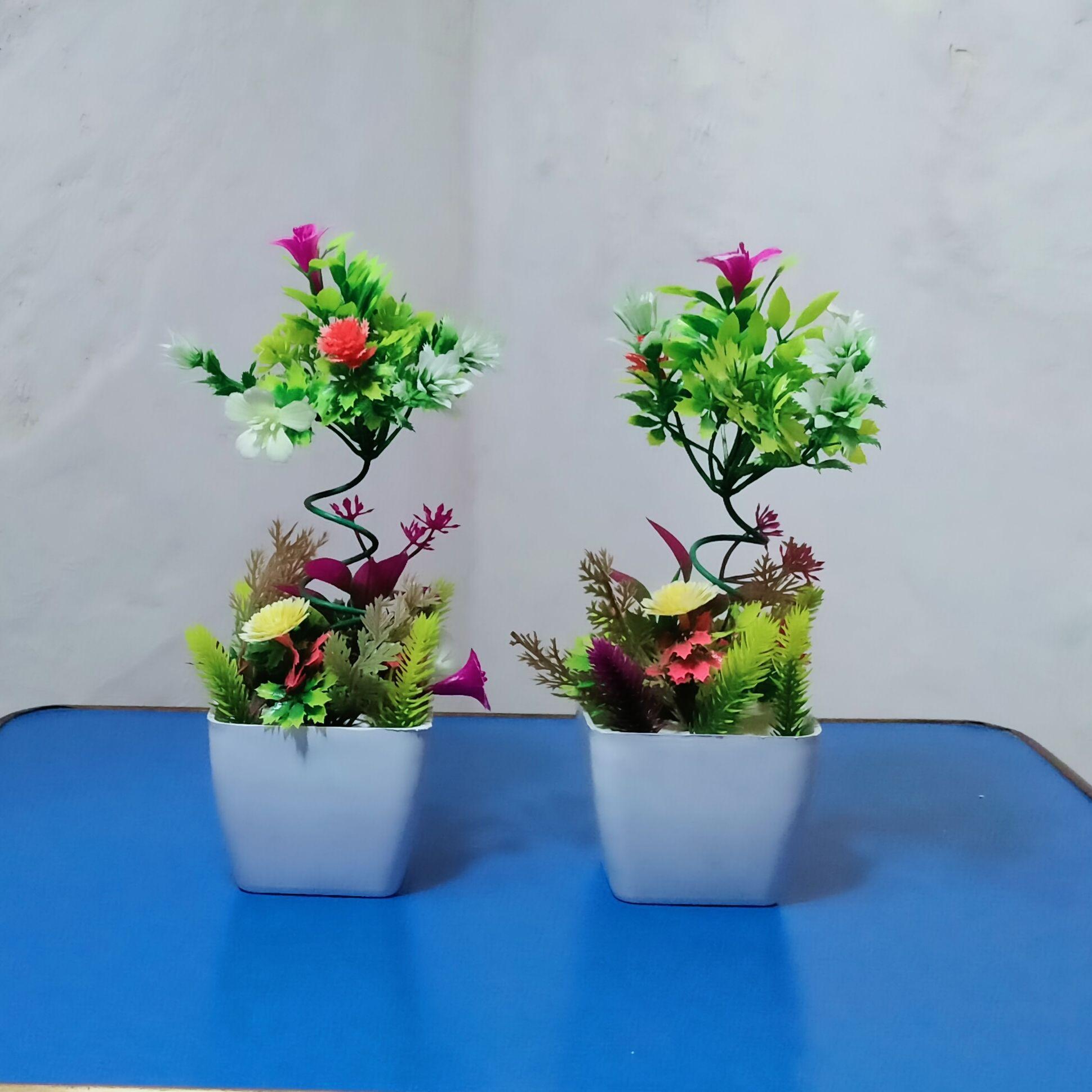Spiral Plant 2pcs