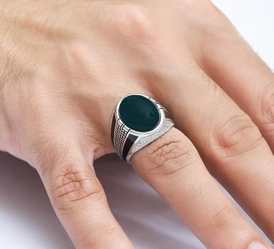 Stylish rings for man