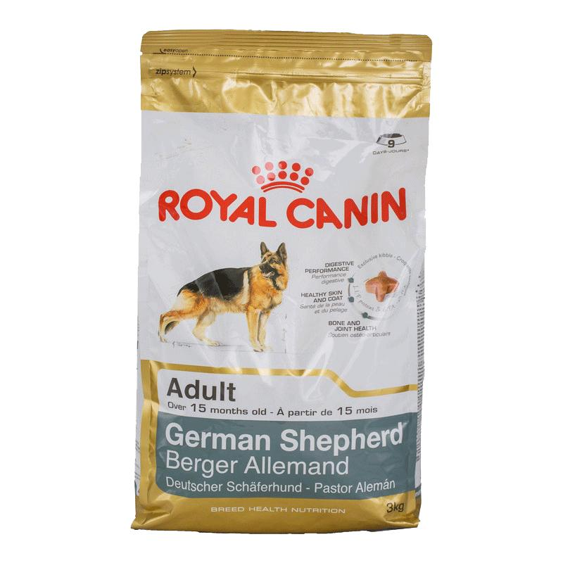 Royal Canin Dog Food Adult German Shepherd 3 kg