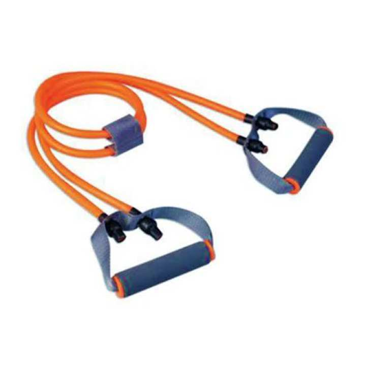 Dual Tubing Resistance Band: Buy Online At Best Prices In