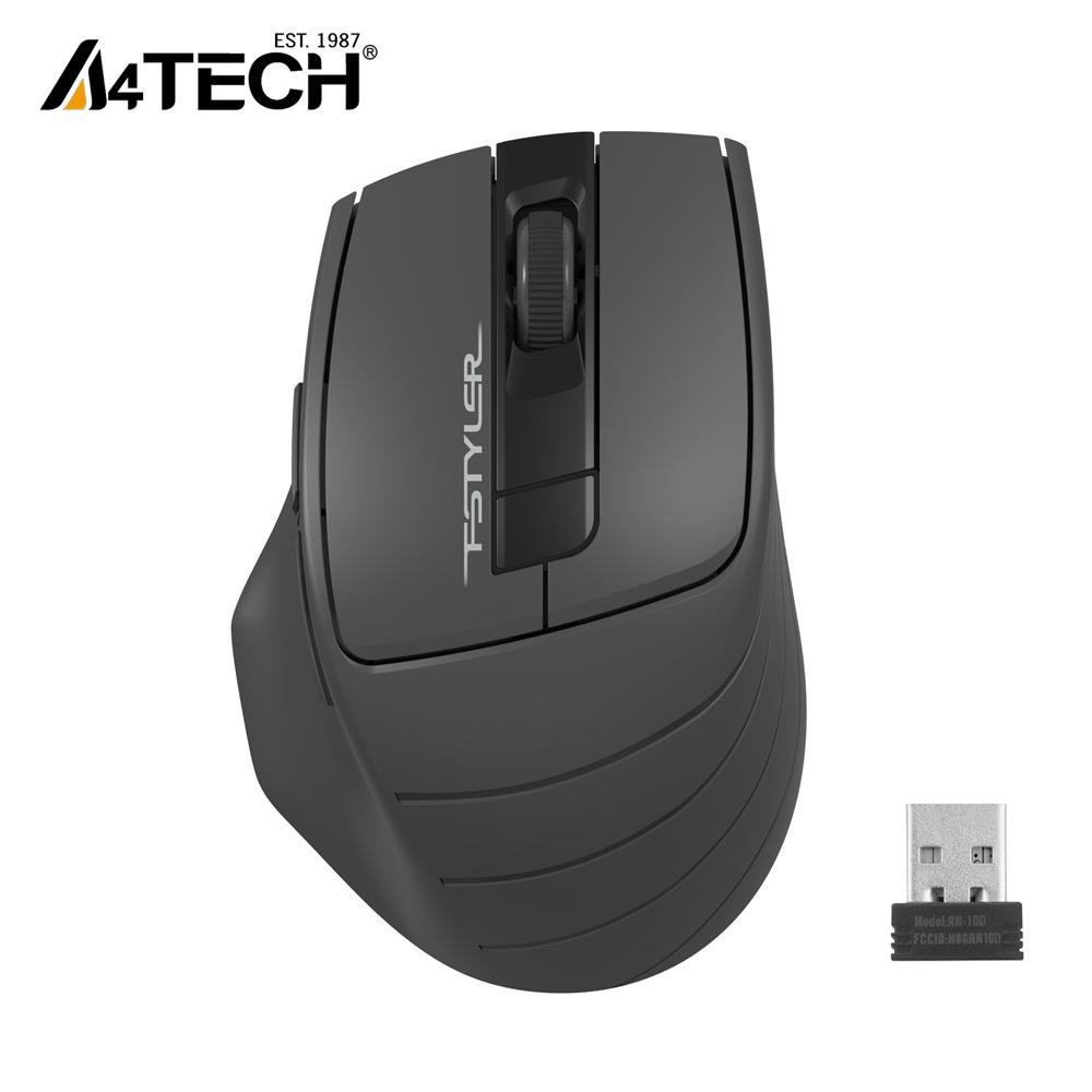 A4TECH FG30S FSTYLER - 2.4G Wireless - Silent Click Mouse - 2000 DPI