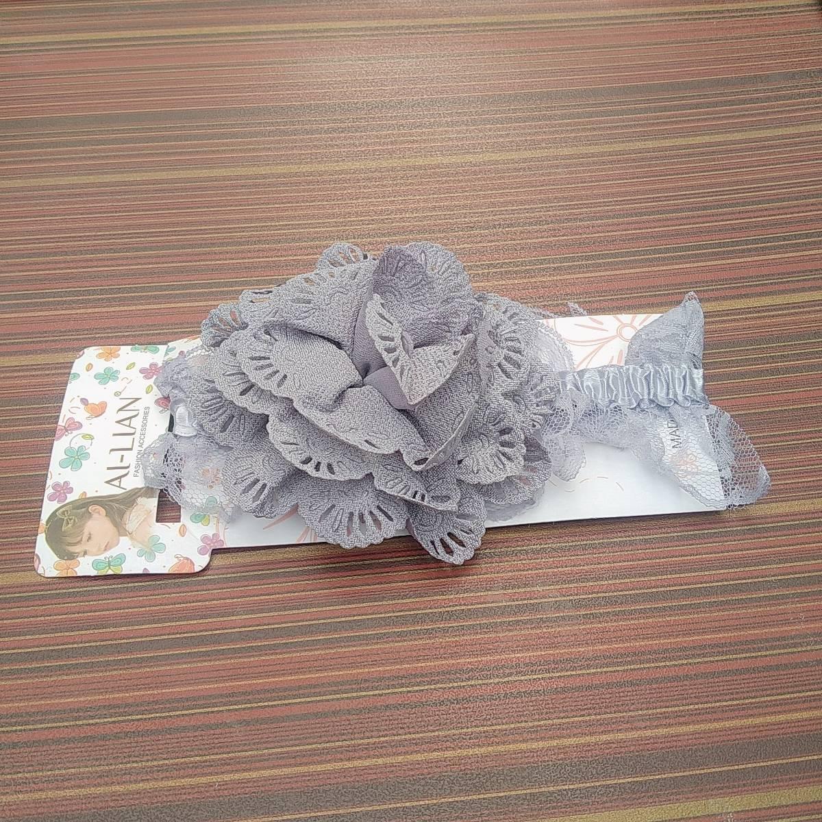 Headband For Baby big flower Style Baby Girl Hair band Kids Fashion