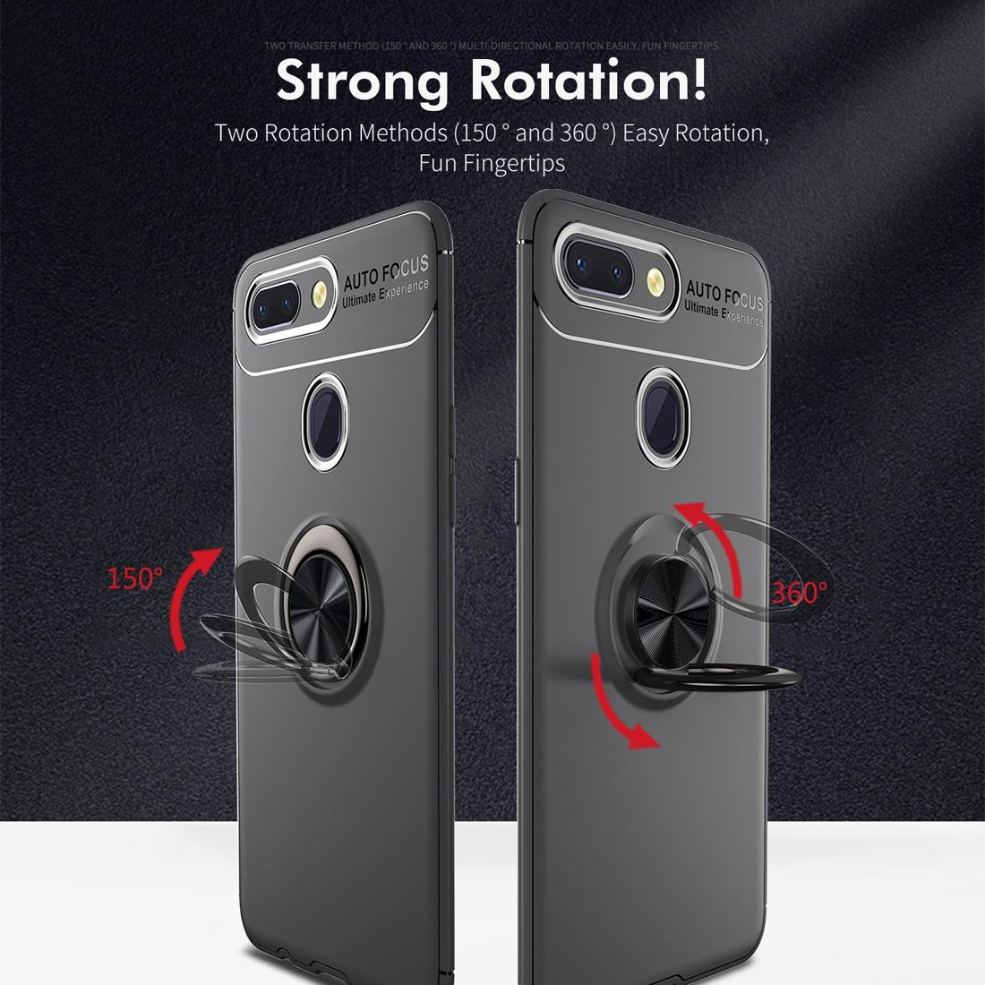 Specifications of lenuo Shockproof TPU Case for Xiaomi Mi 8 Lite, with Invisible Holder