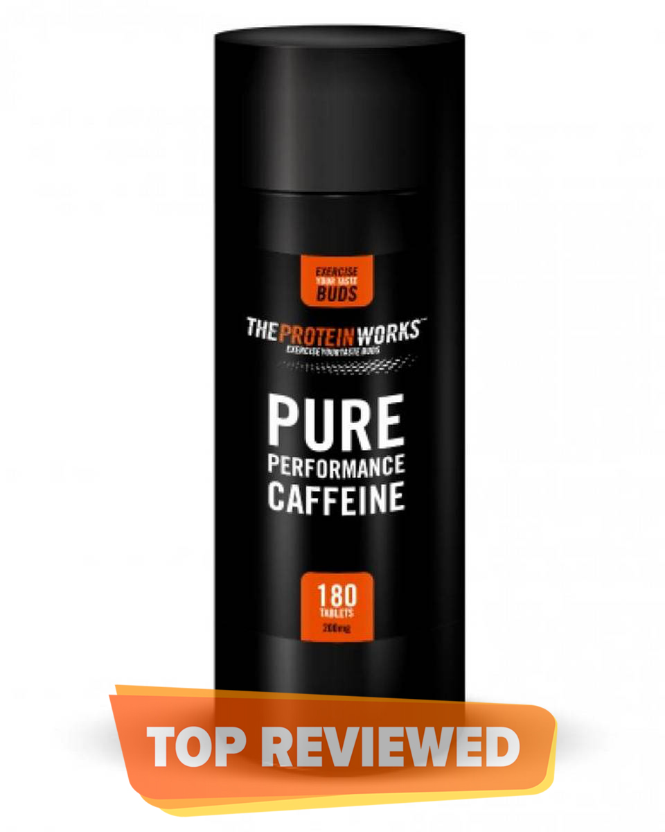 The Protein Works Performance Caffeine - 180 Tablets