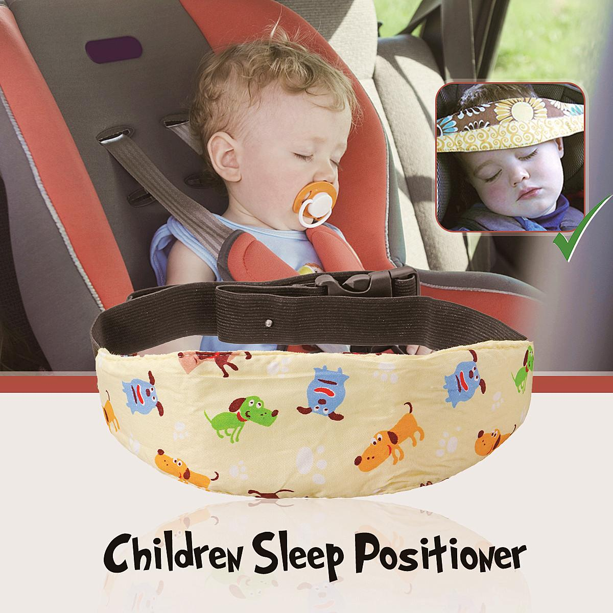 Baby Safety Car Seat Sleep Nap Aid Child Head Protector Belt Support Holder US