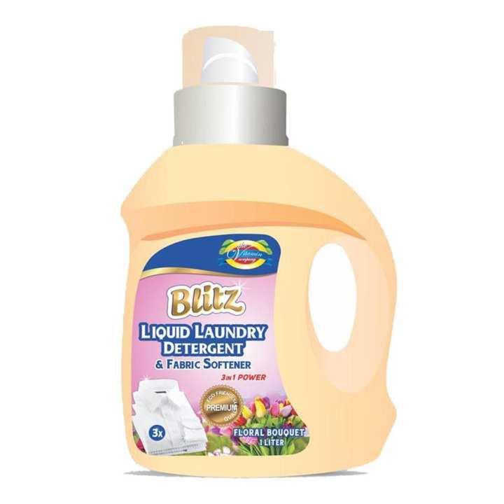 Biltz Floral Bouquet Laundry Detergent & Fabric Softener - 1000 ml