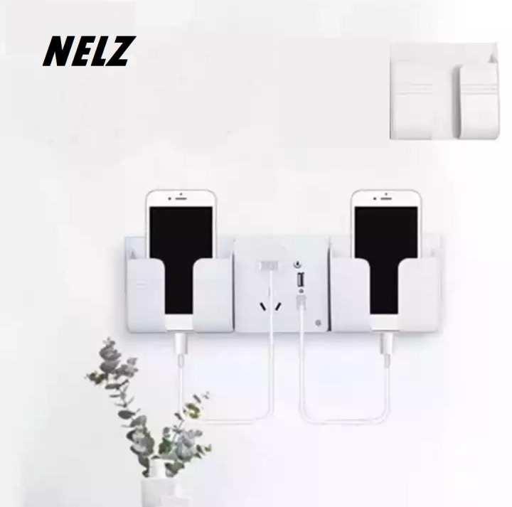 Mobile Wall Holder - White