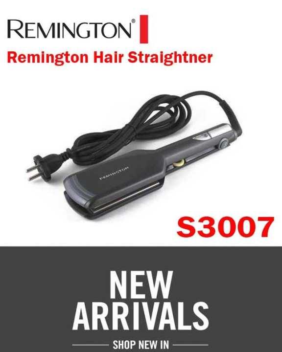 Remington S3007 Hair Straightner - Black