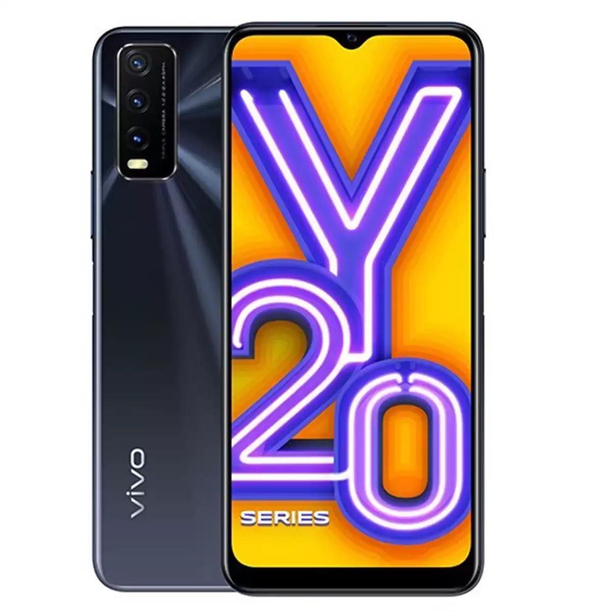 Vivo - Y20 - 4gb - 64gb - 5000mah - Side Fingerprint - Triple Camera