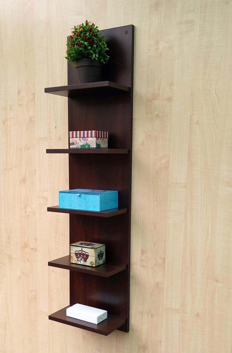 Floating shelves Wall shelves Storage shelves Bookshelves Wall mounted shelves Hanging shelves