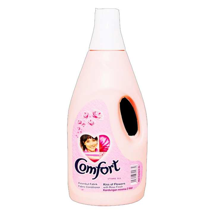 Comfort Fabric Conditioner Kiss Of Flowers 2 ltr