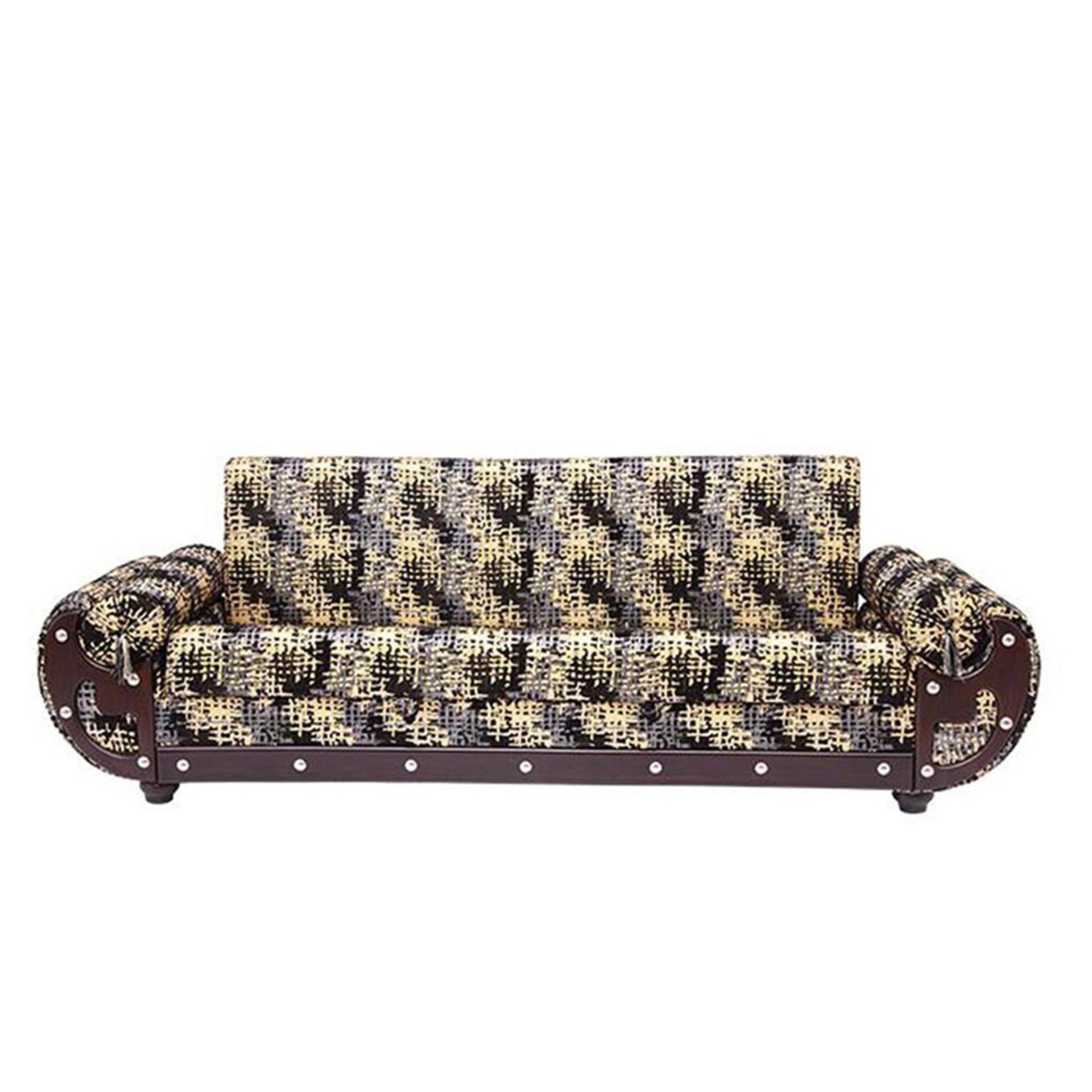 Uni Pearl 3 Seater Sofa Bed