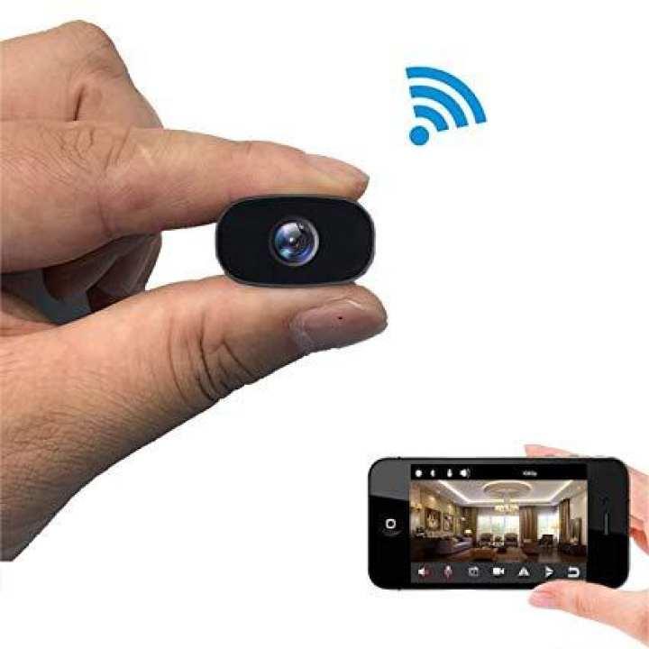 HD WiFi Mini Smallest Hidden Camera 1080p