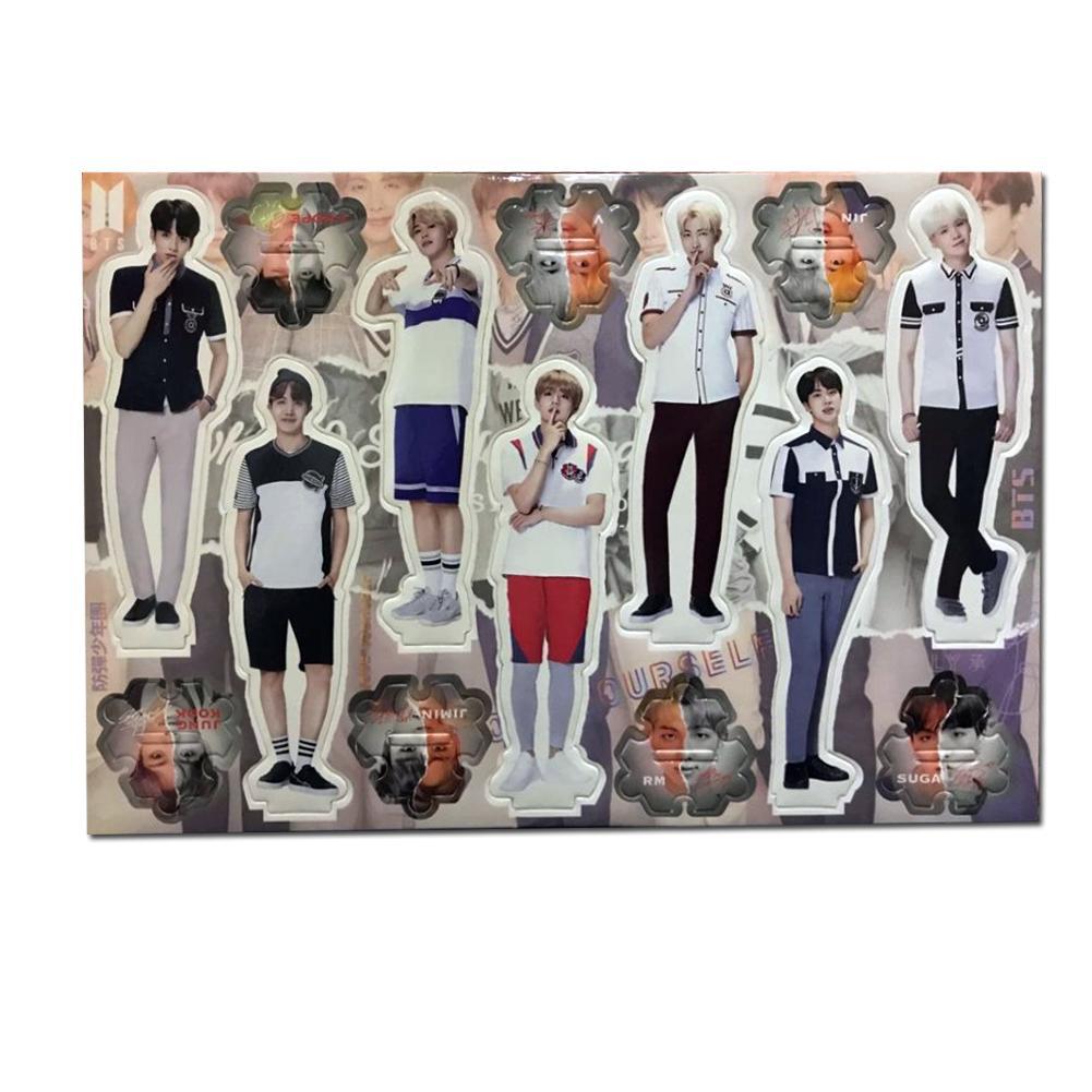 BTS Miniature Standee Set- 7 Pcs