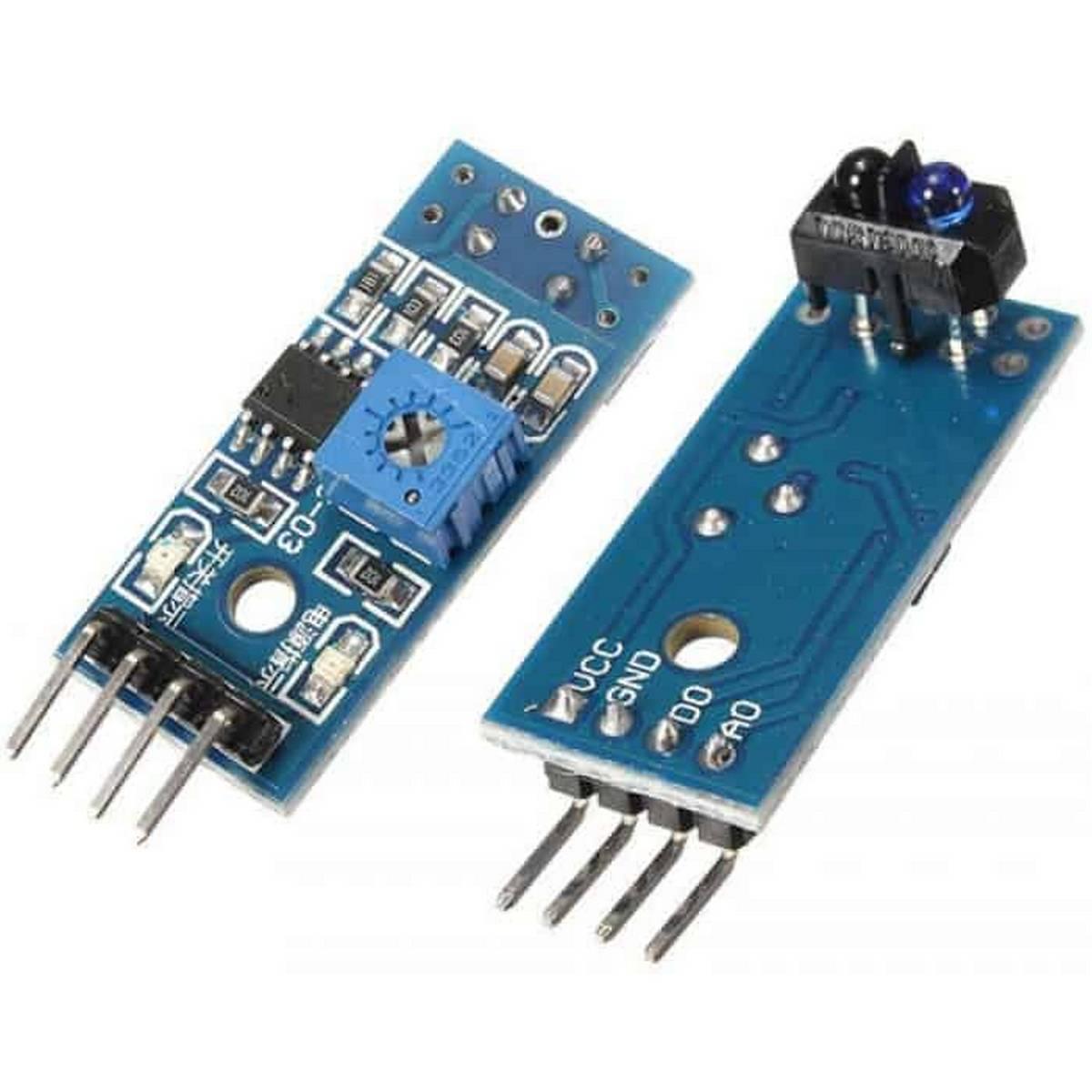 IR Sensor TCRT5000 Line Following OR Obstacle Robot Arduino IR Infrared Sensor Module