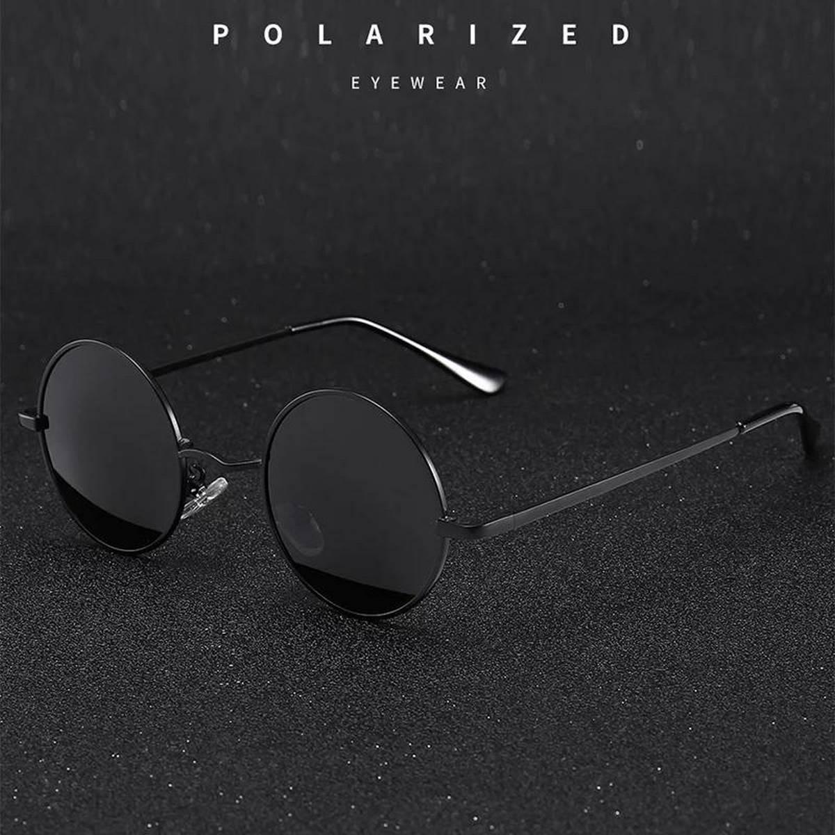 Sunglasses Polarized Lens Vintage Eyewear Accessories Sun Glasses For Men