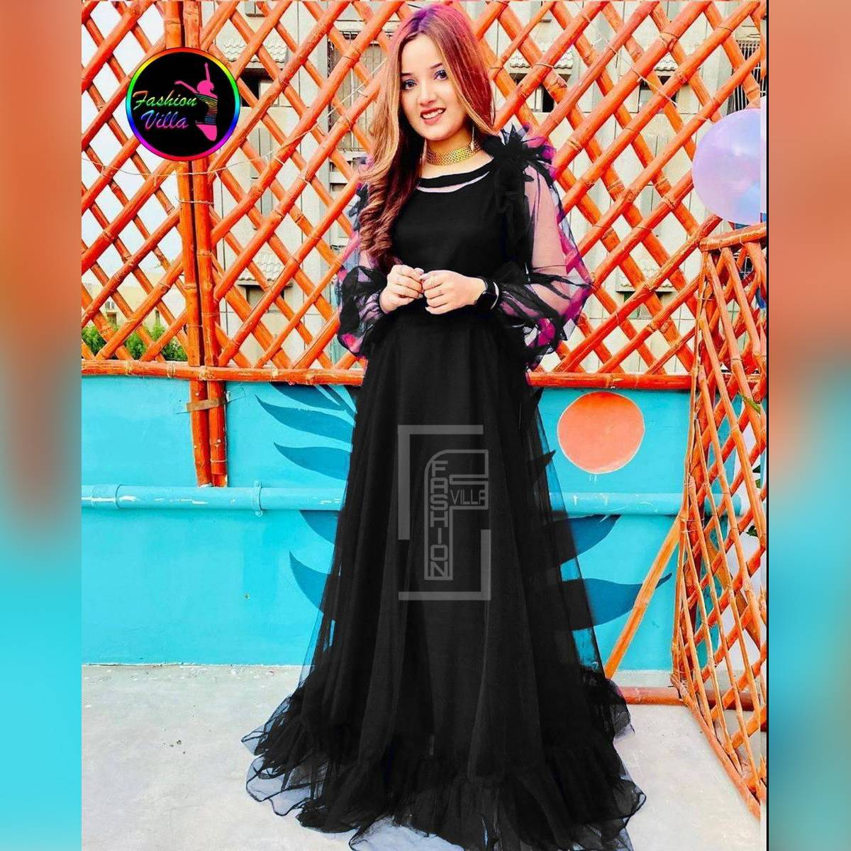 Party Wear Long Net Maxi Dress For Girls (Only Maxi) Net Maxi Dresses For Women For Wedding Stitched