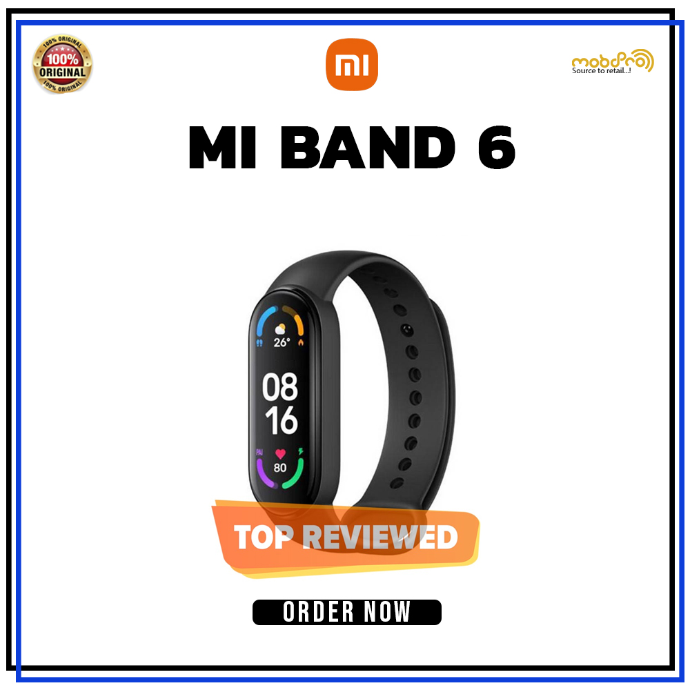 Mi Band 6 Global Smart Band / Fitness Tracker