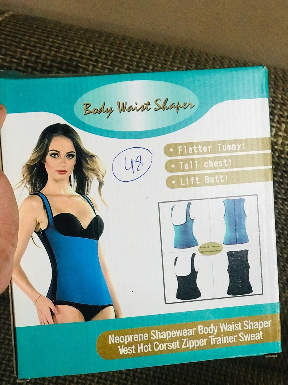 ce8a8283c70d3 Hot Reversible Sweat Shapewear Weight Loss Sauna Body Shaper  Buy Online at Best  Prices in Pakistan