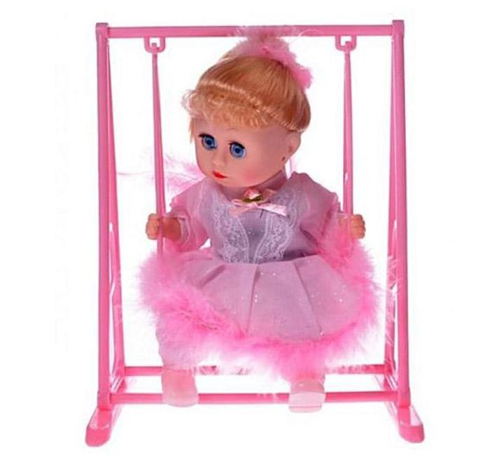 Angel Swing Doll Sing and Swing Battery Operated