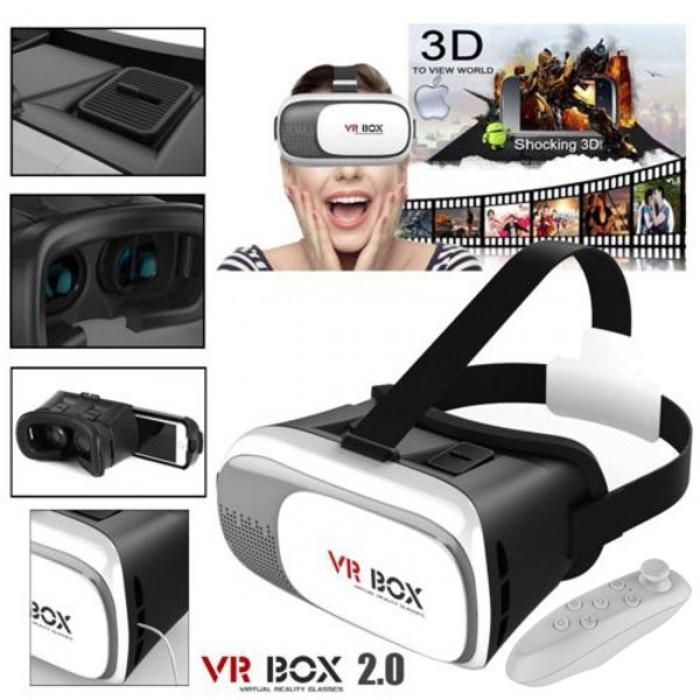 VR BOX II 2 0 VR - Virtual Reality 3D Glasses