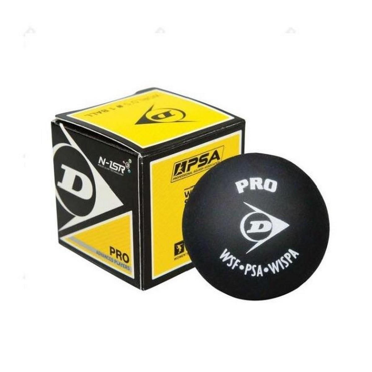Dunlop Squash Ball (Double dot)