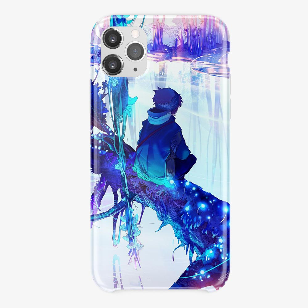 Glitter Blue Boys Design, Printed TPU Mobile Cover Case, All Models are Available,