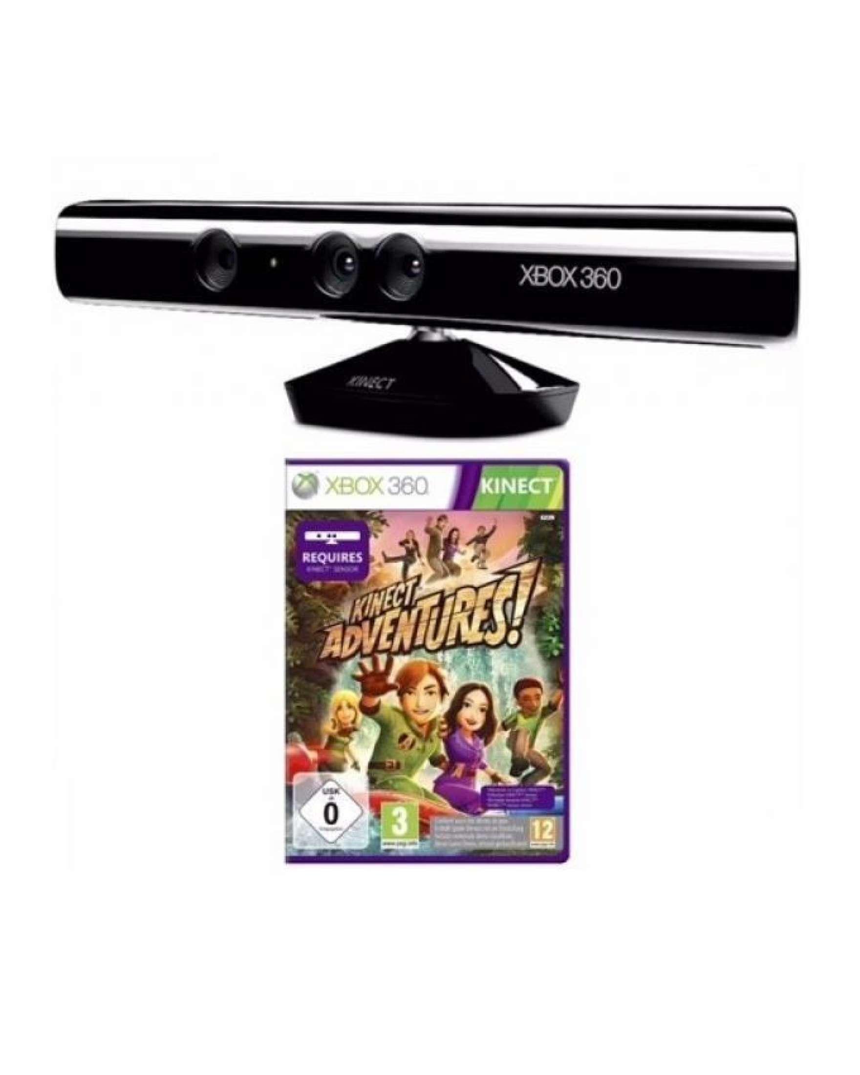 Kinect Sensor Xbox 360 camera only nonjtag