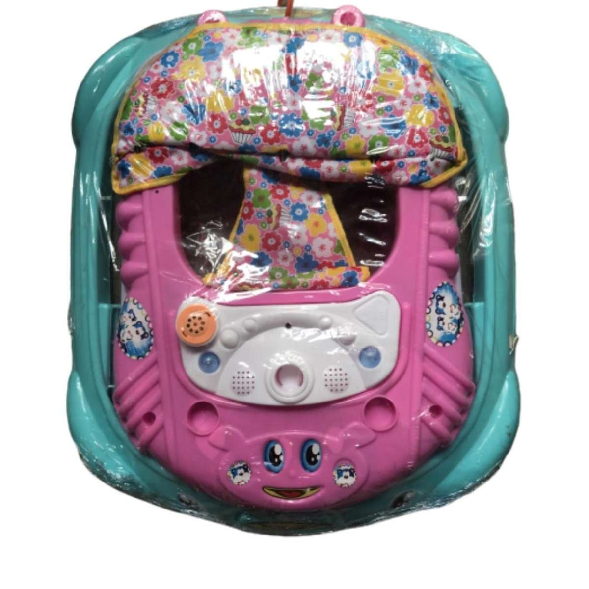 Baby walker colorful and music Walker for Kids - Multicolor