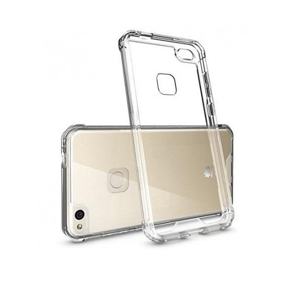 Huawei P10 Lite Back Covers Transparent Shockproof and Fully Dustproof 6D Back Cover