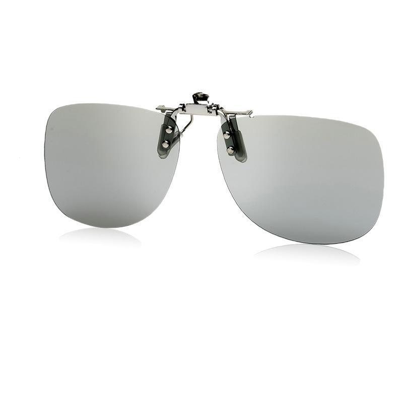 e83481d32c3a G0003 REALD   IMAX3D magnifying glass polarization Clips Circular passive  3D polarization 3D glasses filter 3D