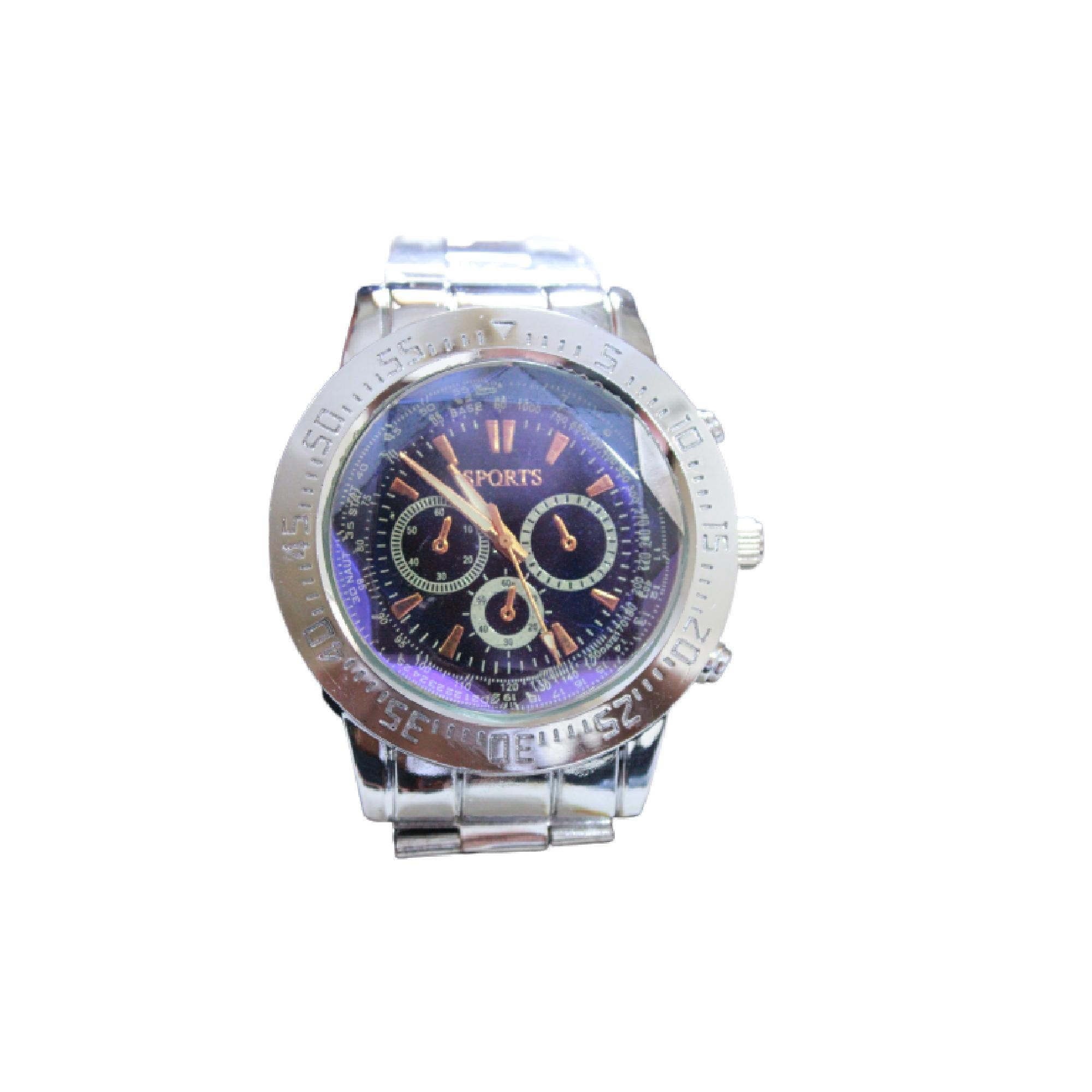 Latest Watches For Men Silver Stainless Steel chain