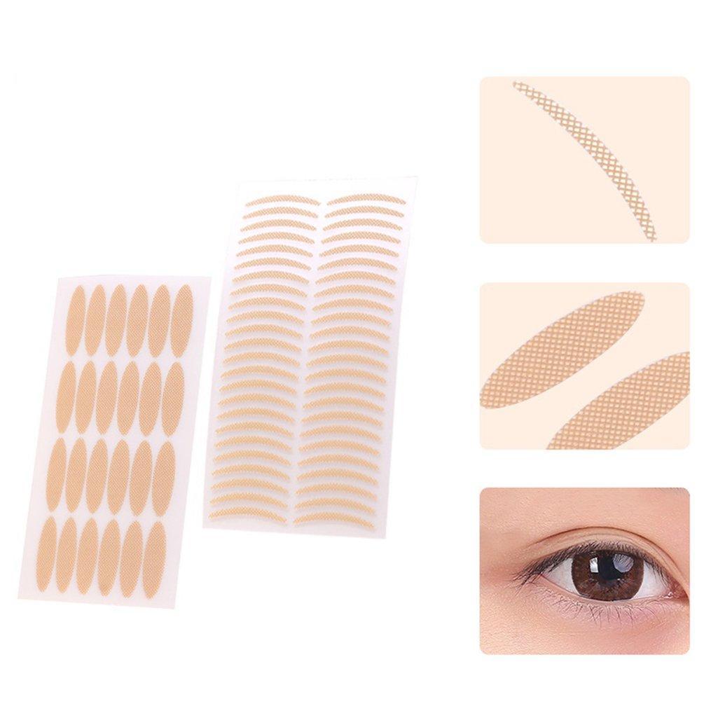 UR Waterproof Mesh Eyelid Tape Sticker Long Lasting Double Eyelid Stripe  Paste