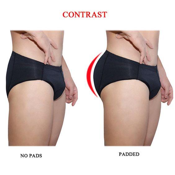 Original Top Quality Hip Enhancer Mens Padded Underwear