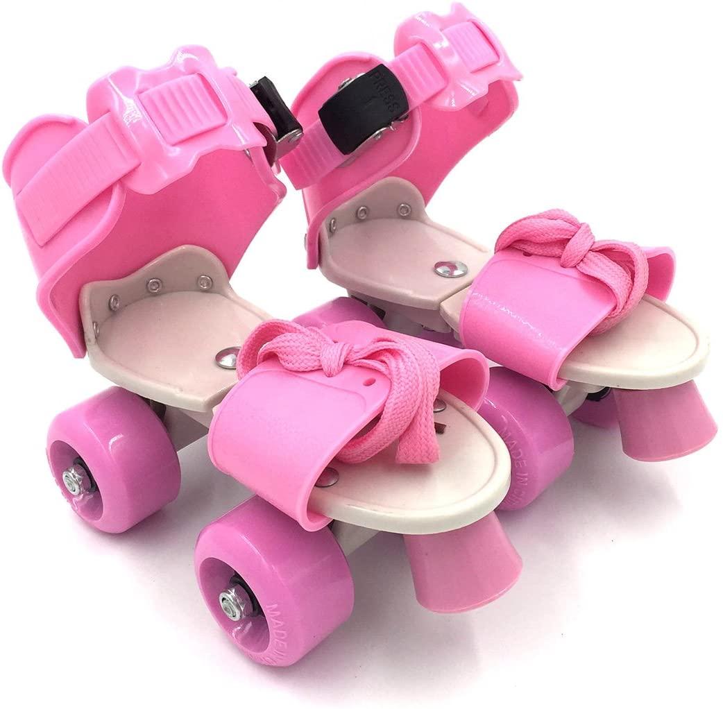 Adjustable Quad Speed Roller Skates Shoes For kids Children