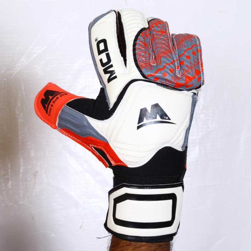 MCD Goalkeeper Gloves, Professional Gloves, Soccer Gloves, Football Gloves, Keeper Gloves, Football Goalkeeping, Goalie Goalkeeper Gloves,Strong Grip, MCD Sports Gloves