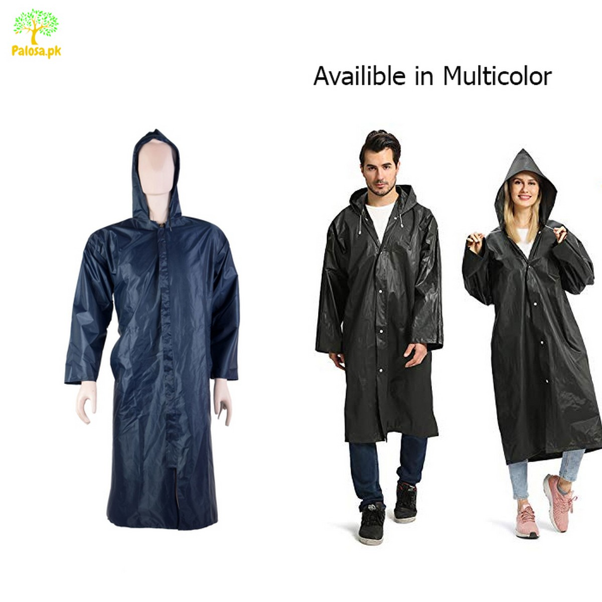 PalosaPk 1pcs Rain Coat Clothes. Waterproof Rain Suit For Motorcycle And Outdoor Activities. Made By Order Clothes