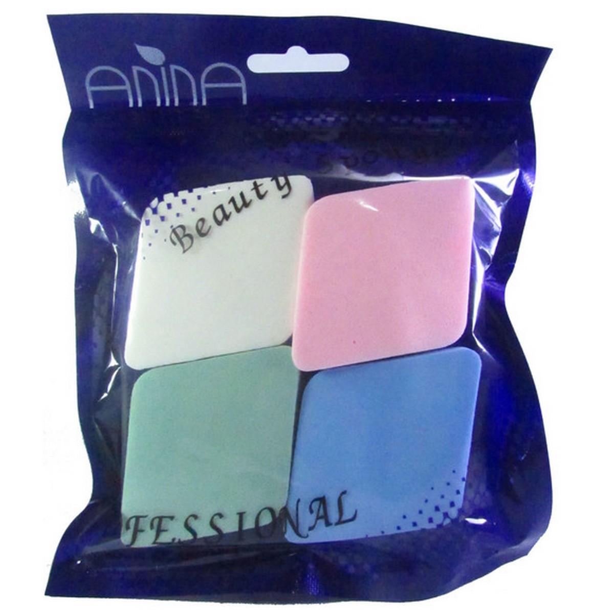 Pack Of 4 Makeup Beauty Blenders Puffs