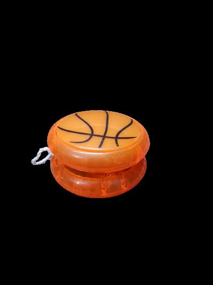 High speed LED YOYO Light Toy for Kids Light Up Basket Ball